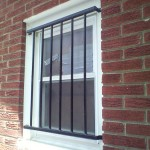 Home Window Security Bar - Foil a Burglar's Main Point of Entry