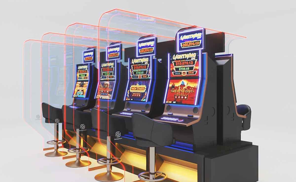 Gaming Machine Guards