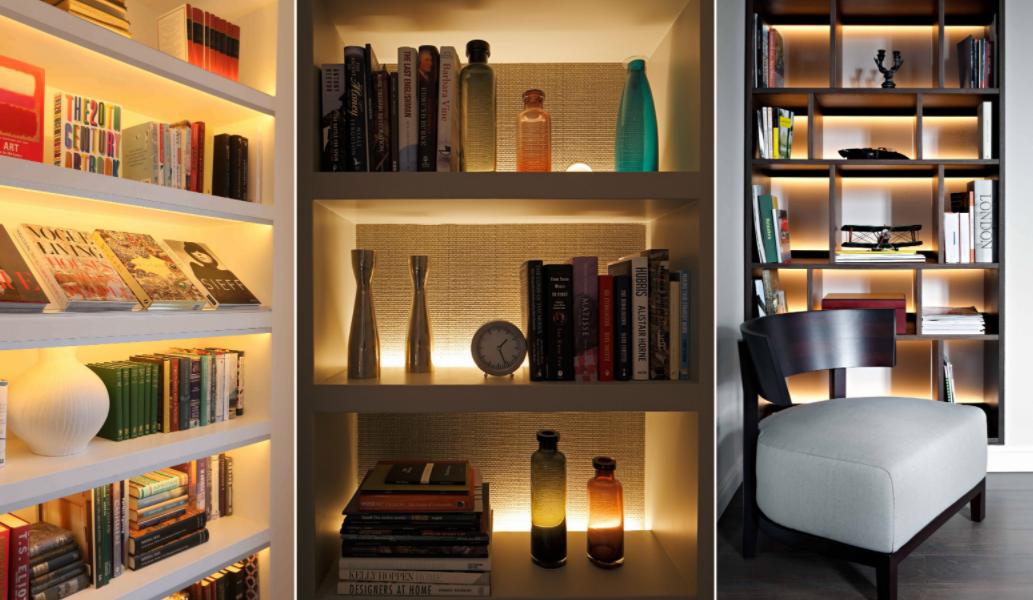shelf lighting