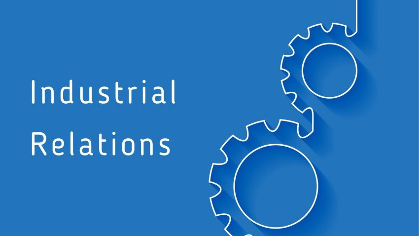 industrial relations support